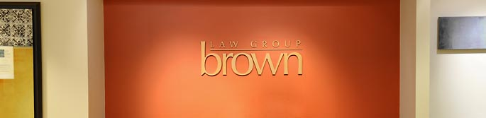 WHY BROWN LAW